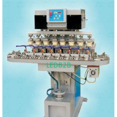SF-M8/C Eight -Colors Pad Printin