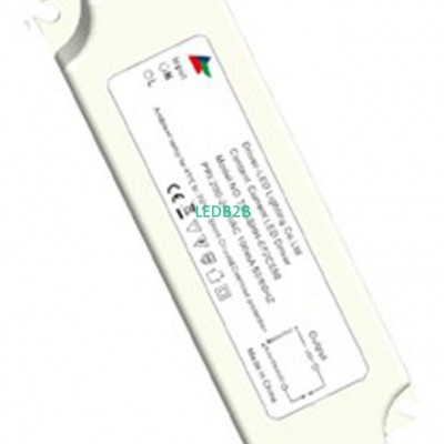 Waterproof Dimming LED Driver wit