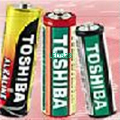 TOSHIBA Alkaline/Carbon Primary b