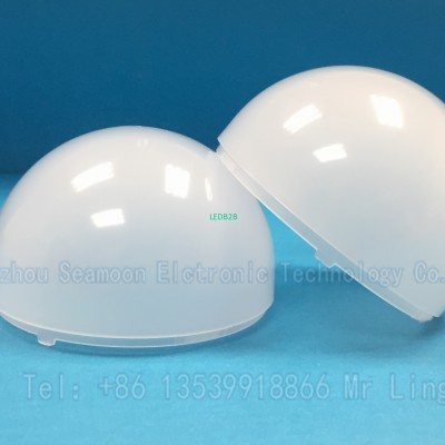 LED PC lampshade A70 light diffus