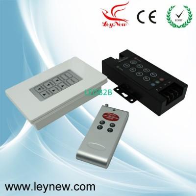 RF 8-key panel controller