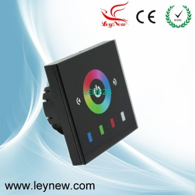 Low-voltage full-color controller