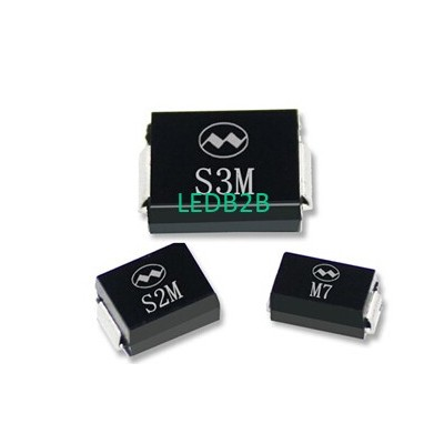 STD rectifier diode GS1A-GS1M