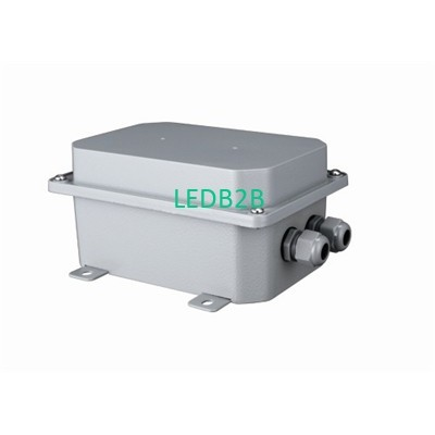 Inductive outdoor electrical box