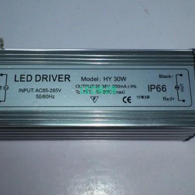HJY LED drivers IP65/IP66 30W LED