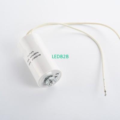 LED lighting capacitors