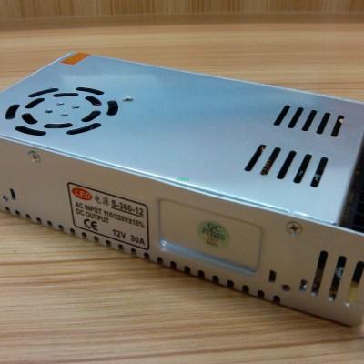 12V 30A 360W switch power supply