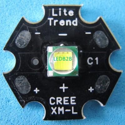 MCPCB+CREE LED module
