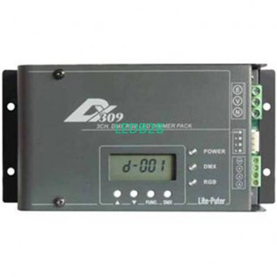 Dx-309 3 Channel LED Dimmer Pack