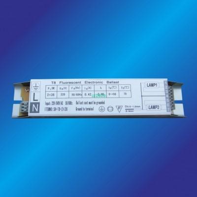 T8  2x36W Electronic Ballast-Econ
