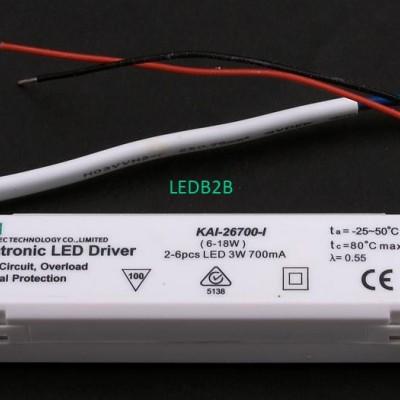 IP44 Indoortype LED Power Supply