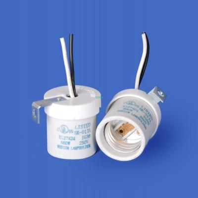 E26 SK-011LD Porcelain lampholder
