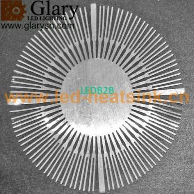 170mm High Power LED Light Alumin
