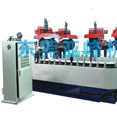 The ring continuous automatic pol