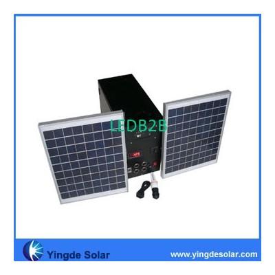 100W solar kits 12V