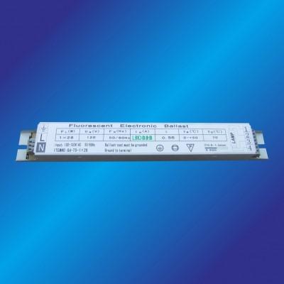 T5 1x28W Electronic  Ballast