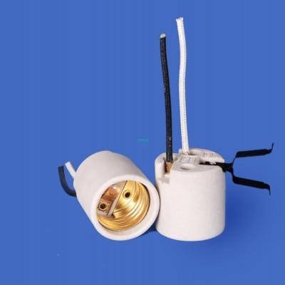 E26 SK-011LC Porcelain lampholder