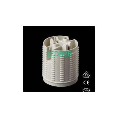 E27 European plastic lamp holder