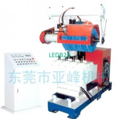 Seven shaft polishing machine  HD
