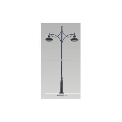 galvanized outdoor street lightin