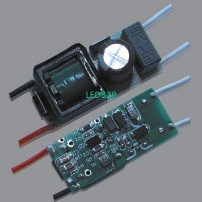 LED driver for 10W LED light