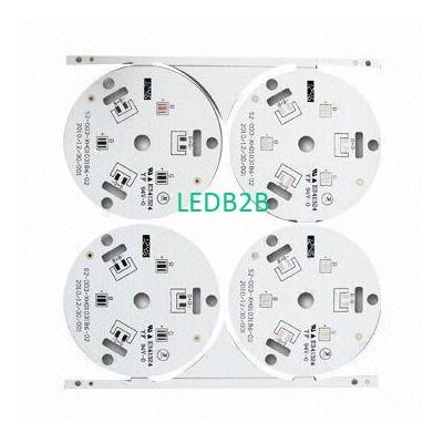 Aluminum based LED Bulb PCB