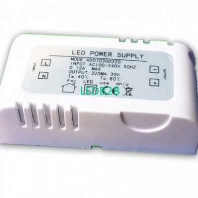 water-proof LED driver external d
