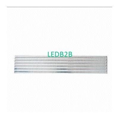 Aluminum based LED tube PCB