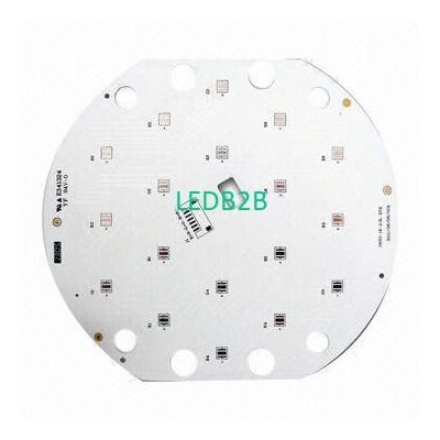 Aluminum based LED Downlight PCB
