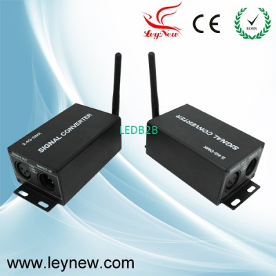 2.4G-DMX Signal converter(transmi