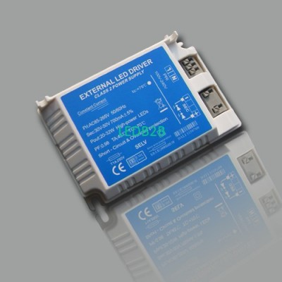 External 25 to 33W LED Driver