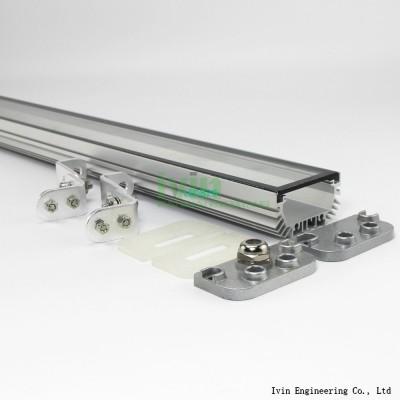 LED aluminium profile waterproof