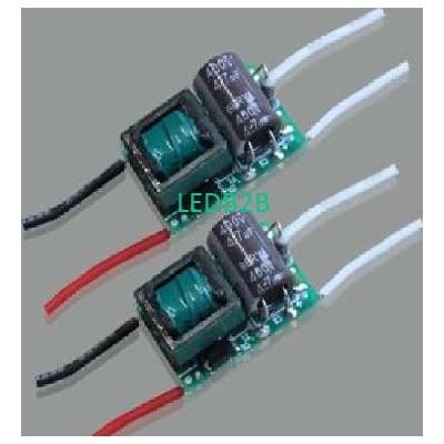 1W to 3W internal LED power suppl
