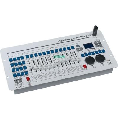 768 Channel DMX Controller