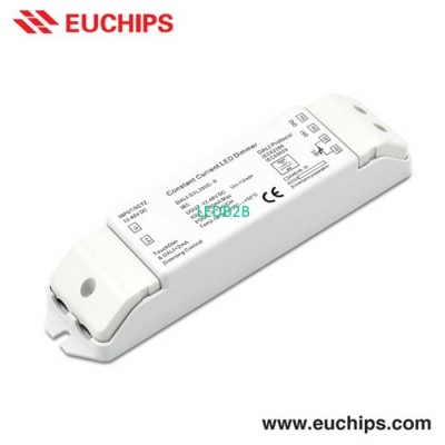 12-48VDC 350mA 1 channel dimmable