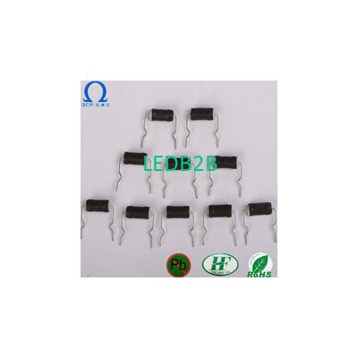 Half a short-circuit wirewound re