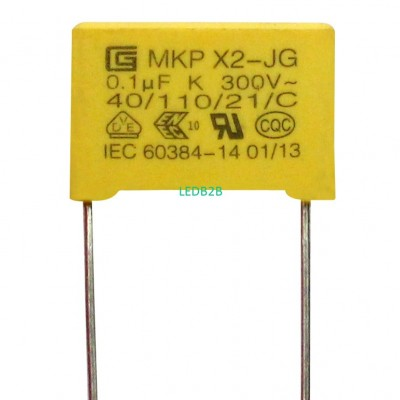 Film Capacitors INTREFERENCE SUPP