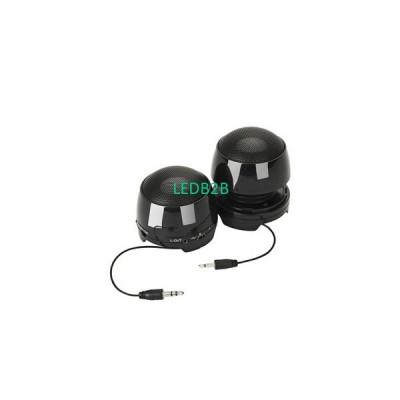 Double Hamburger Speaker/SD Card
