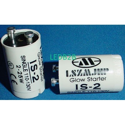 SPECIFICATIONS OF THE STARTER IS-