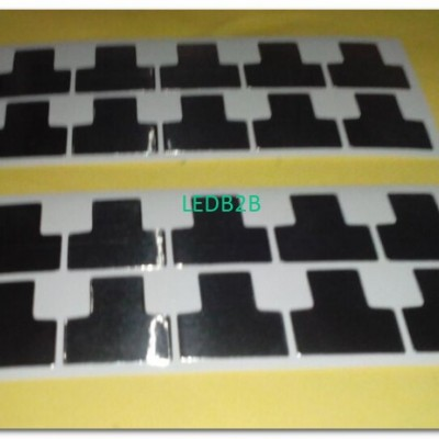LED steer lamp thermal conductive