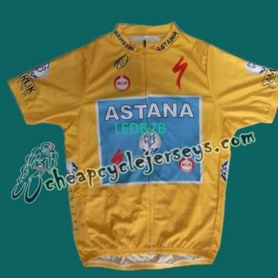 Astana Tour de France Yellow Jers