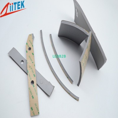 Silicone foam gasket material 3mm