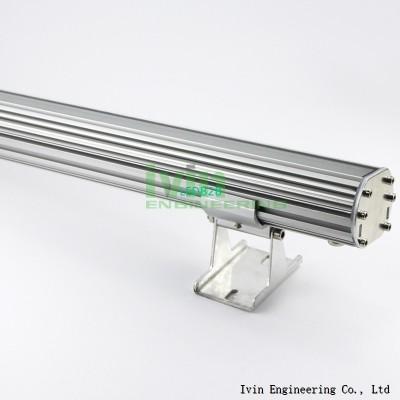 LED wash wall heatpipe heatsink l