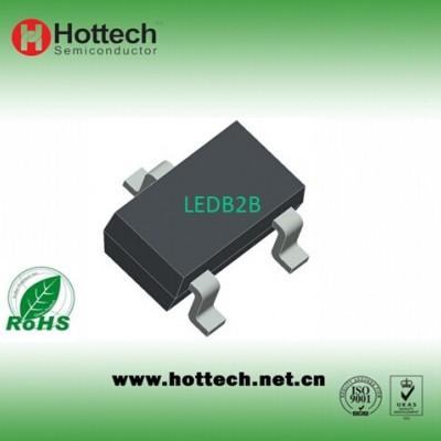 1F smd transistor SOT-23 BC847B