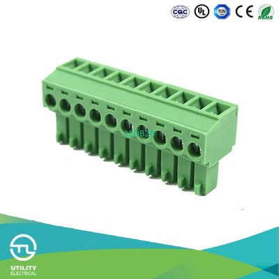 Pcb Pin Connector PA66 VO M2 Stee