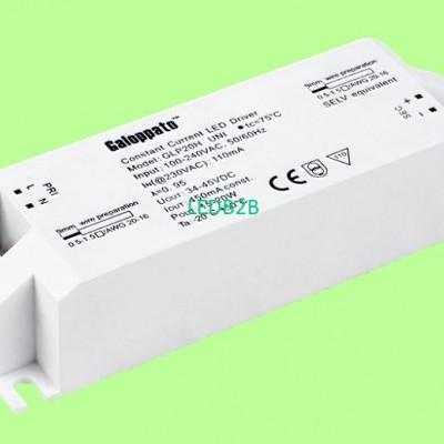 450mA  34-45V 15-20W Constant  Cu