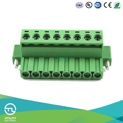 male and female gender PCB plug t