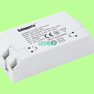 450mA  18-33V  8-15W Constant  Cu