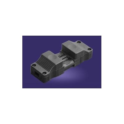 Plug an socket connector 3 poles