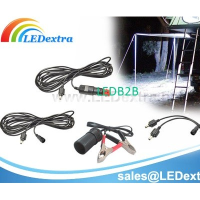 Waterproof LED Camping Kit Cable